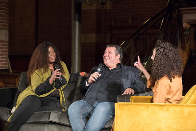 Thema talkshows door festival Djemaa el Fna in Arminius