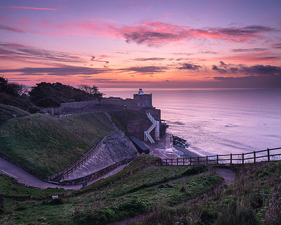 Dawn_sky_over_Jacob_s_Ladder_-_Sidmouth
