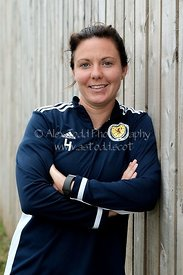 Scottish Women's National Team training, Tuesday 27th August 2019