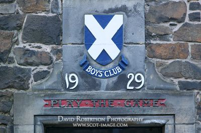 Image - The Boys Club, Stirling, Scotland