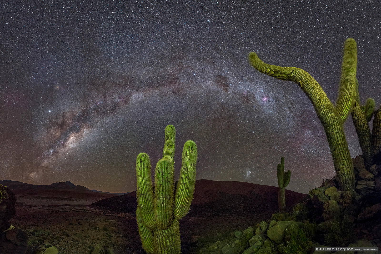 Ghosts of the Galaxy - Atacama desert - Chile
