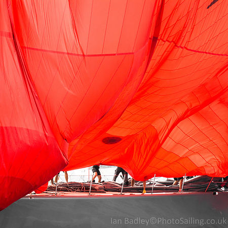 Big Red Sail