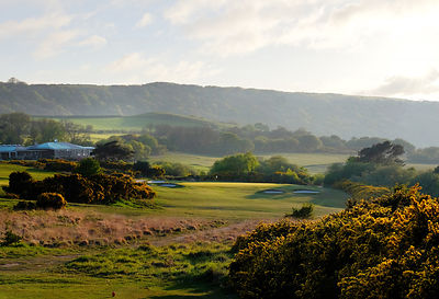 Isle of Purbeck Golf Club Est 1892