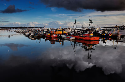 Fisherman's Dock, Poole Harbour, U.K.