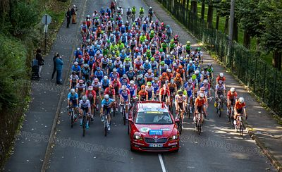 The Peloton - Paris-Tours 2019
