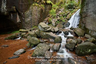 Prints & Stock Image - Burn o' Vat, a glacial pothole, Muir of Dinnet National Nature Reserve, Aberdeenshire, Scotland