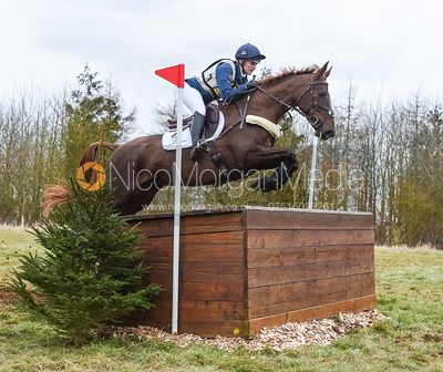 Holly Woodhead and REHY MONBEG MELODY