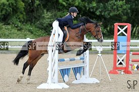 Unaffiliated showjumping. Brook Farm Training Centre. Essex. UK. 16/06/2019. ~ MANDATORY Credit Garry Bowden/Sportinpictures ...