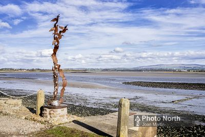 SUNDERLAND POINT 02A - Wildlife sculpture