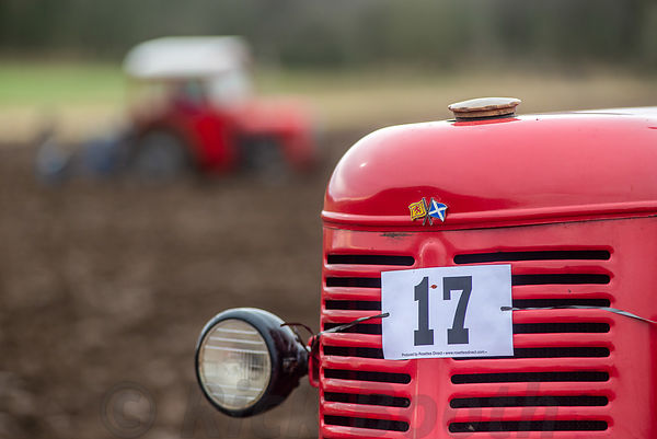 Highlands of Fife ploughing match, Balmain Farm