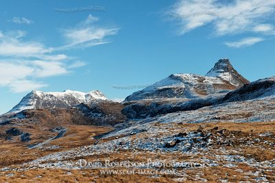 Image - Stac Pollaidh and Cul Mor, Inverpolly, Highland, Scotland