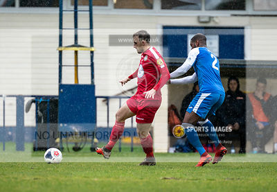 Tonbridge Angels v Hungerford Town