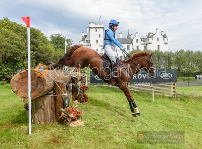 Alice Dunsdon and COOL INVESTMENT, Blair Castle International Horse Trials 2019