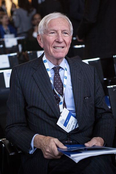 Sir David Walker, chairman of Winton Capital Management and former chairman of Barclays.