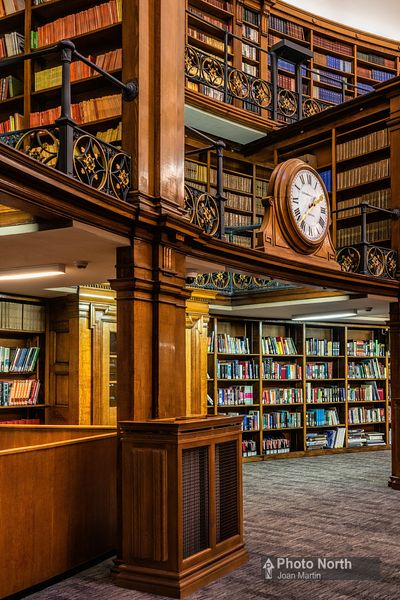 LIVERPOOL 32B - The Picton Reading Room