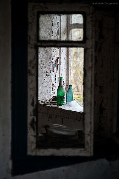 Travel - Pripyat & Chernobyl 2020