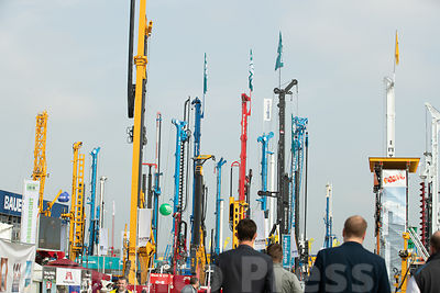 Bauma, world's biggest fair