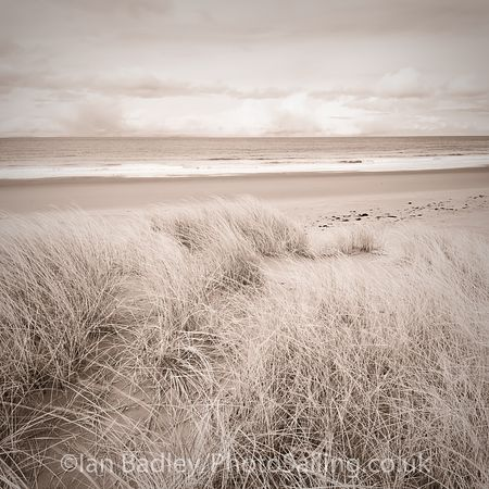 Sand dunes at Wester Ross