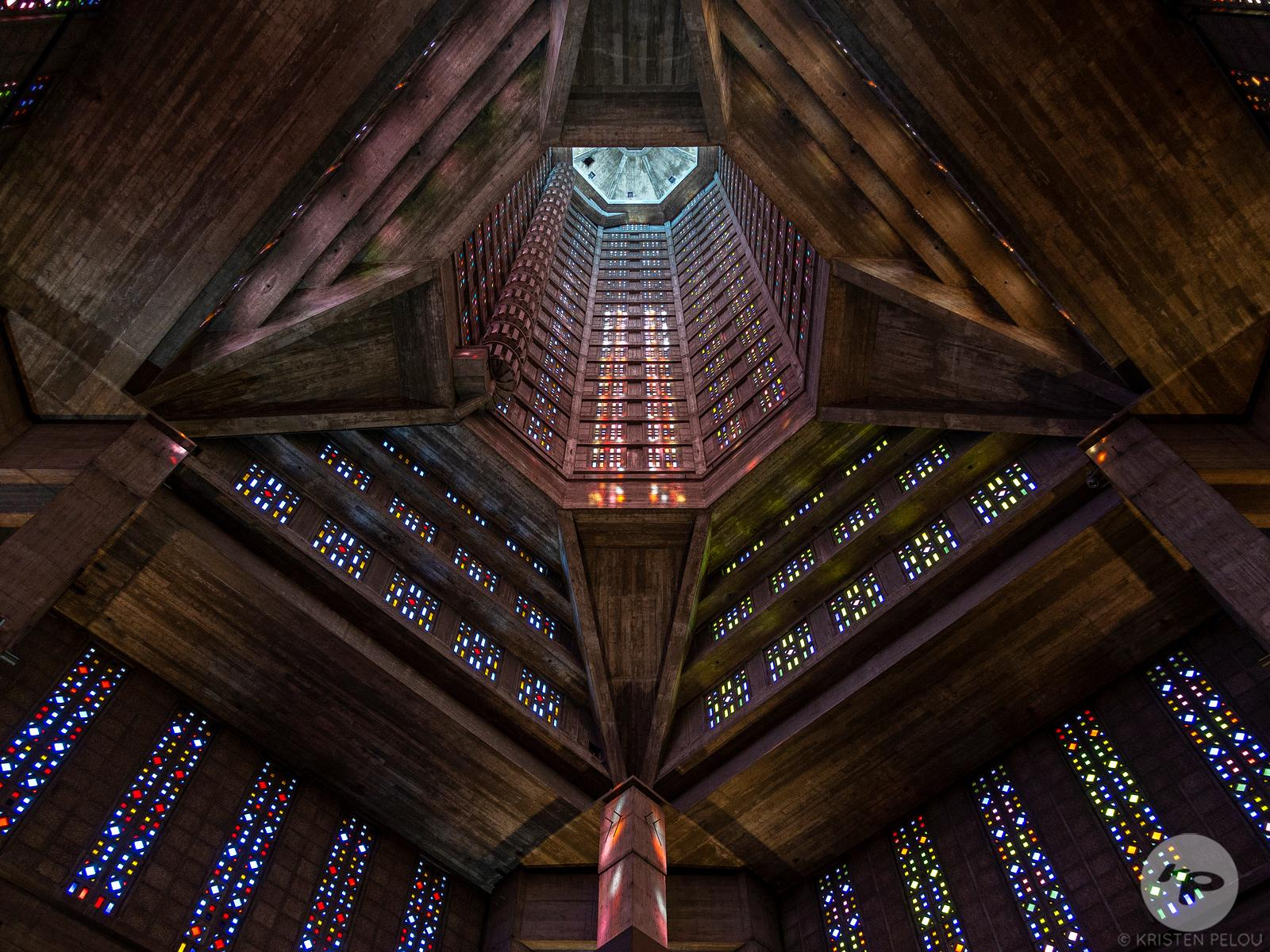 Architecture photographer Paris - SAINT JOSEPH CHURCH IN LE HAVRE