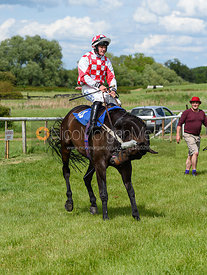 Race 3 - Novice Riders - The Meynell and South Staffs at Garthorpe