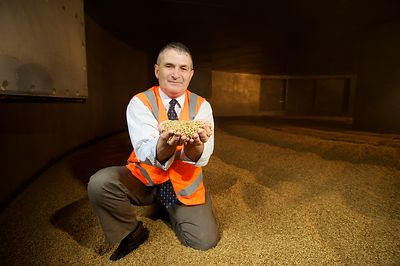 Simpsons Malt Ltd Open night in Tivetshall St Margaret