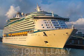 Adventure of the Seas.