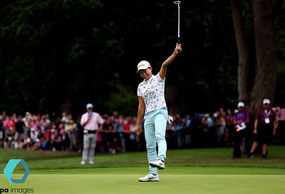 AIG Women's British Open - Day Four - Woburn Golf Club