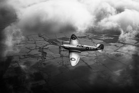 Photo reconnaissance Spitfire BW version