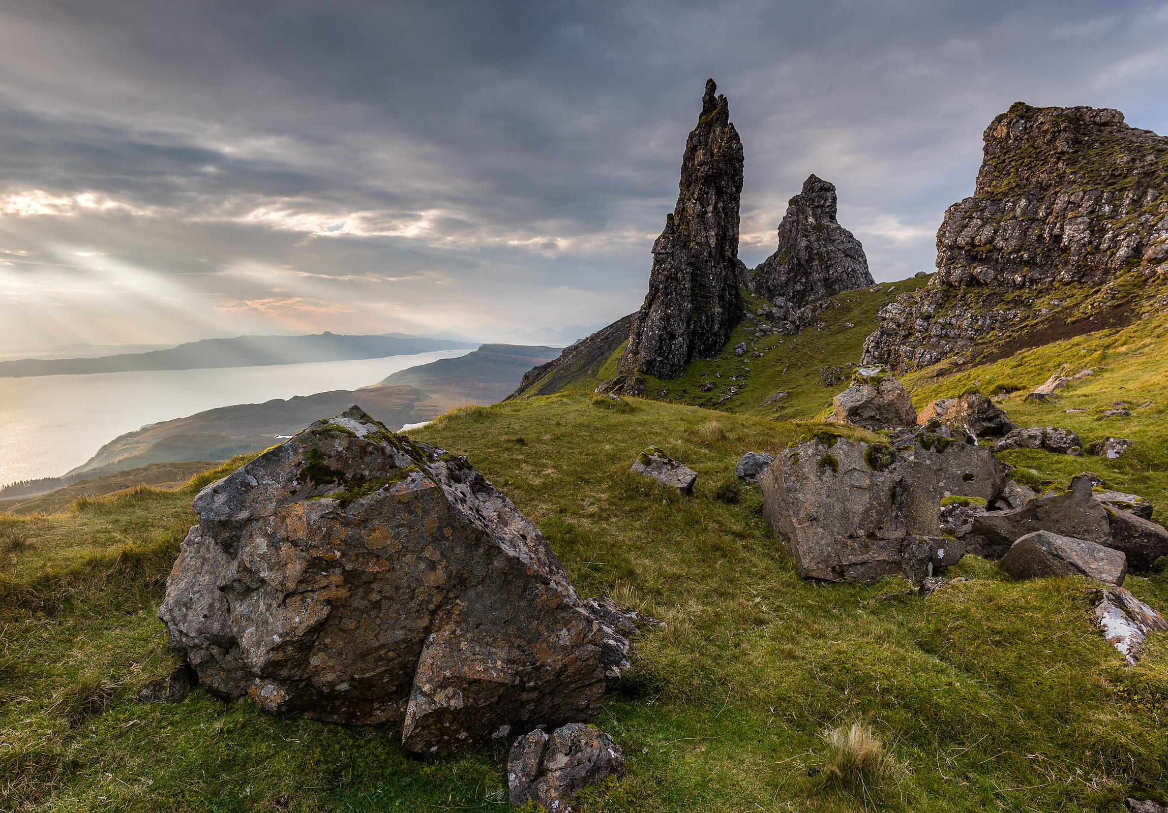 Old Man of Storr - Isle of Skye