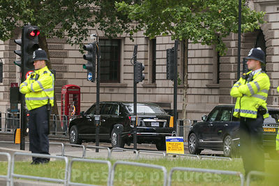 Stock photo - State visit of president Donald Trump to London on June 4 2019
