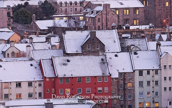 Image - Rooftop view of the Old Town of Edinburgh, Scotland