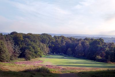Crowborough Beacon Golf Club Est 1895