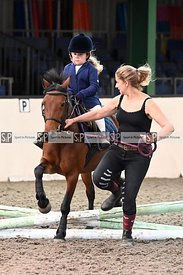 Stapleford Abbotts. United Kingdom. 09 September 2020. Wednesday evening showjumping. MANDATORY Credit Garry Bowden/Sport in ...