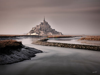 La beauté du Mont Saint-Michel