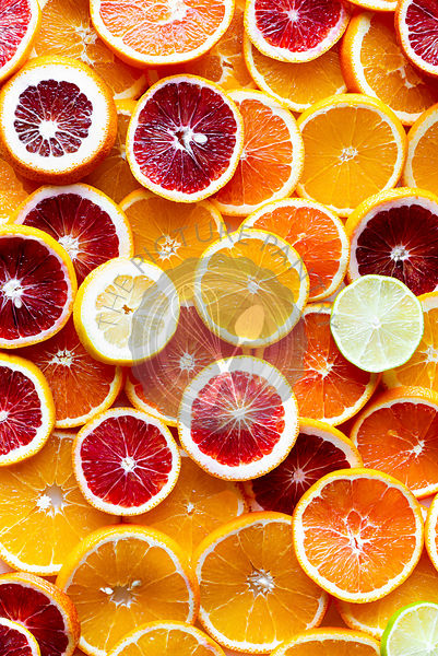 Citrus Fruits Wallpaper