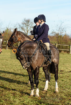The Belvoir Hunt at Holwell 7/12