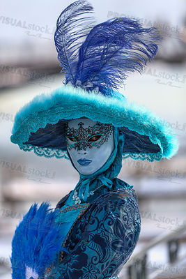 Beautiful Blue Disguise