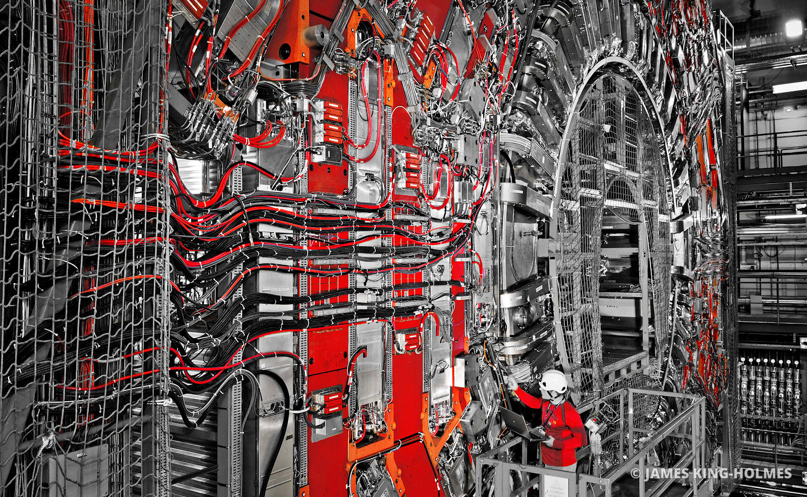 CERN Particle detector