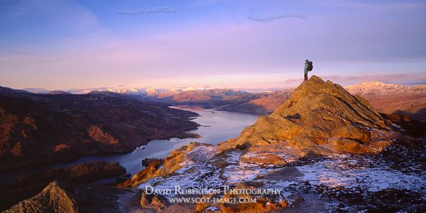 Image - Loch Katrine and Ben Aan, Trossachs, Walking, Scotland