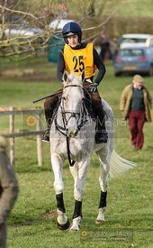 Tom Jonason. The Melton Hunt Club Ride 17/2