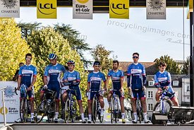 Team Total Direct Energie - Paris-Tours 2019