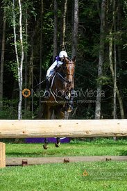 Georgie Strang and ROCK ANTHEM - Cornbury House Horse Trials 2020