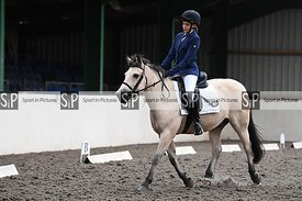 Stapleford Abbotts. United Kingdom. 31 August 2020. Unaffiliated combined training dressage. MANDATORY Credit Garry Bowden/Sp...