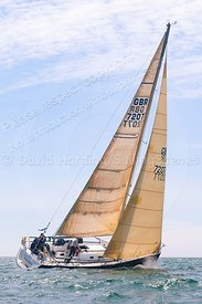 Playing Around, GBR7207T, Beneteau First 40.7, Myth of Malham Race 2019, 20190525622