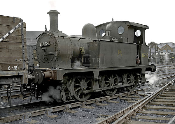 31325 Brighton (Colourised)