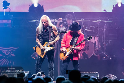 Lynyrd Skynyrd at the Resorts World Arena, Birmingham, United Kingdom - 30 Jun 2019