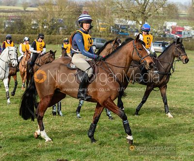 The Melton Hunt Club Ride 17/2