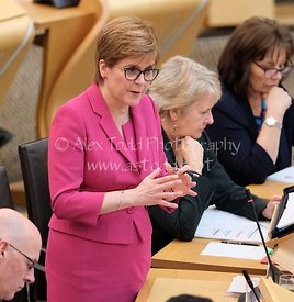 The Scottish Parliament reconvened today after summer recess.
