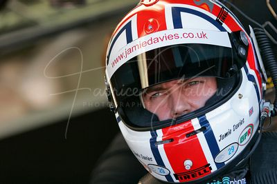 Jamie Davies (GB). Vitaphone Racing Team. Ambiance.