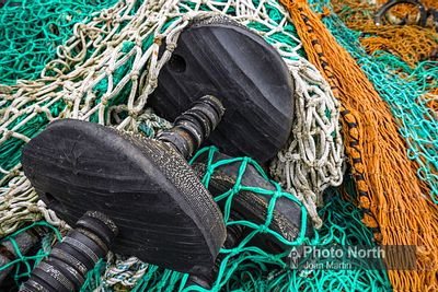 AMBLE 50C - Trawling nets